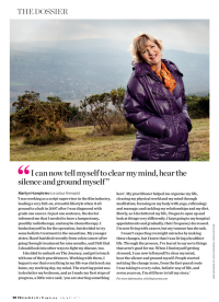 Psychologies Magazine article